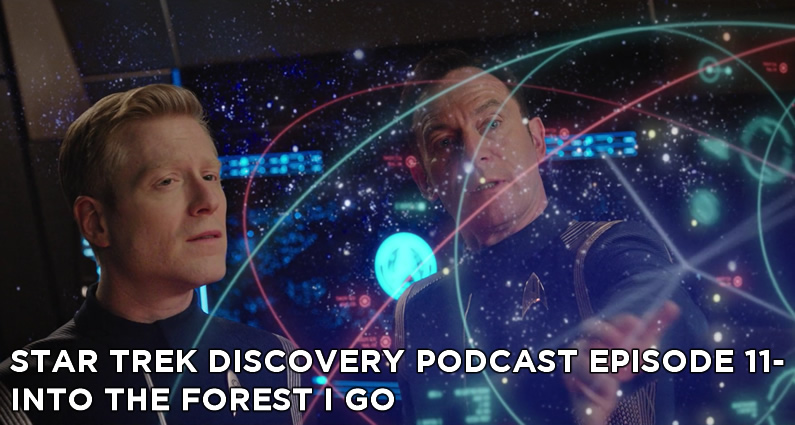 STDP 011 - Into the Forest I Go (S1E9)