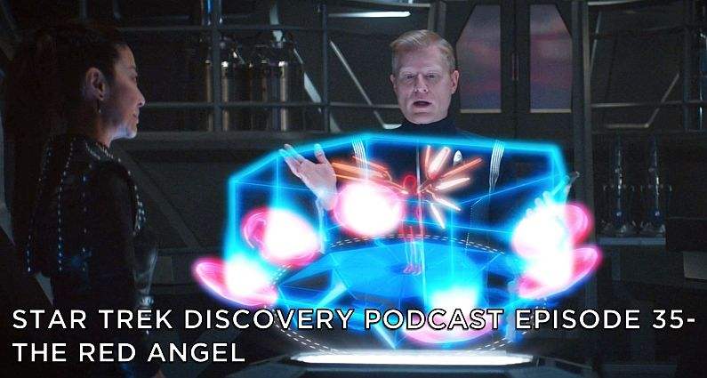STDP 035 -The Red Angel (S2E10)