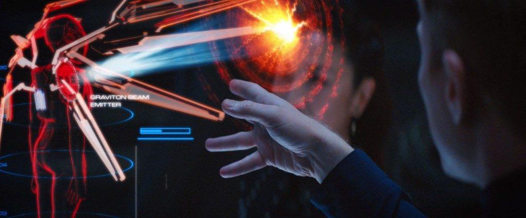STDP 035 - Star Trek Discovery S2E10 (16:36) - Stamets explaining the Red Angel.