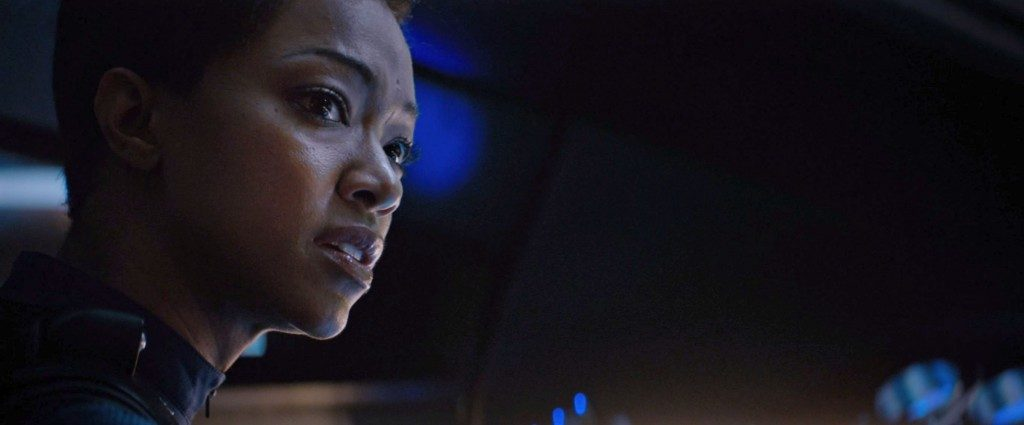 I'm not angry, I'm enraged. - STDP 037 - Star Trek Discovery S2E12 (19:18)