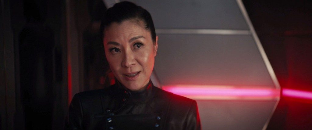 I'm Terran, by the way, from your mirror universe. - STDP 038 - Star Trek Discovery S2E13 (45:37)