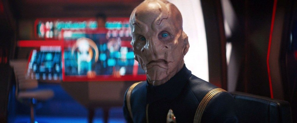 Well, I'm surprised a Terran is surprised by anything. - STDP 040 - Star Trek Discovery S2E14 (05:54)