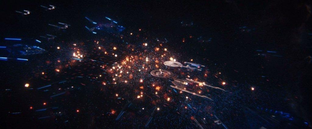 The battle. - STDP 040 - Star Trek Discovery S2E14 (09:29)