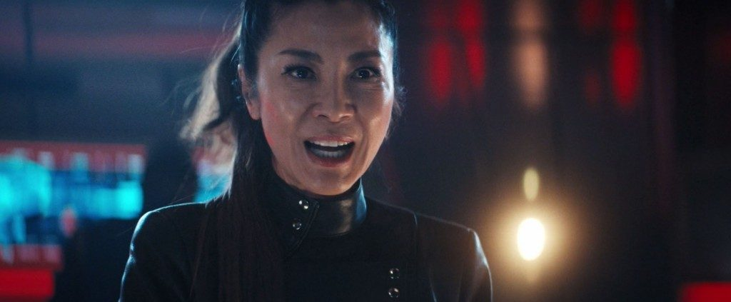 You know I leave very little to chance, especially when it comes to revenge. - STDP 040 - Star Trek Discovery S2E14 (12:11)