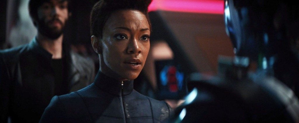 Burnham is ready. - STDP 040 - Star Trek Discovery S2E14 (16:29)