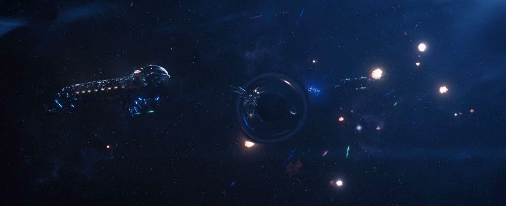 STDP 041 - Star Trek Discovery S2E14 (34:23) - Time bubble.