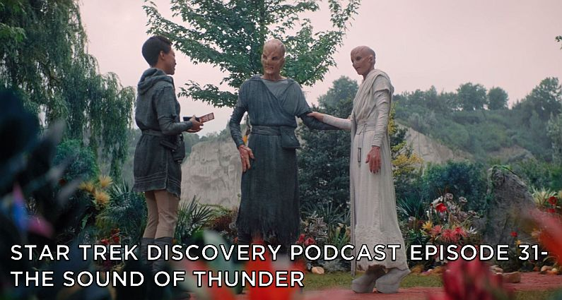 STDP 031 - The Sound of Thunder (S2E6)