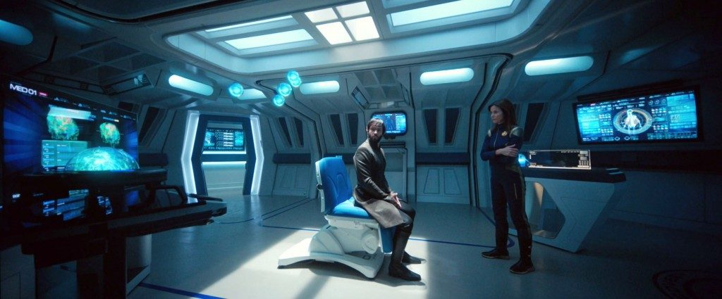 STDP 034 - Star Trek Discovery S2E9 (03:12) - Brain scan 'drones'.