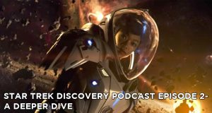 STDP 002 - A Deeper Dive into Star Trek: Discovery