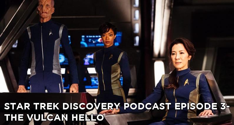 STDP 003 - The Vulcan Hello (S1E1)