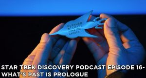 STDP 016 - What's Past Is Prologue (S1E13)