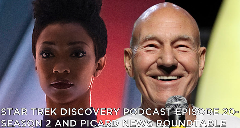 STDP 020 - Season 2 and Picard Show News Roundtable