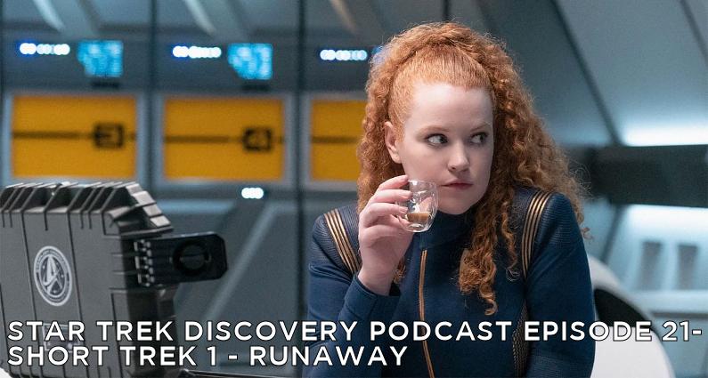 STDP 021 - Short Treks Episode 1 - Runaway