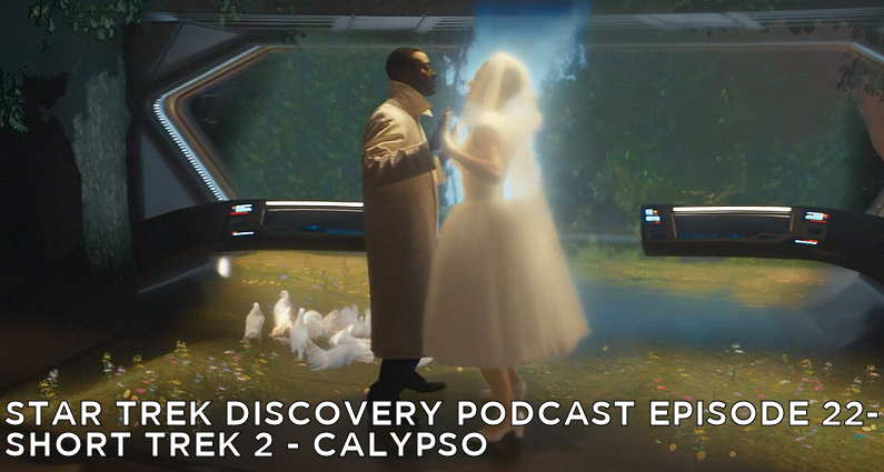 STDP 022 - Short Treks Episode 2 - Calypso
