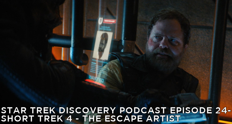 STDP 024 - Short Treks Episode 4 - The Escape Artist