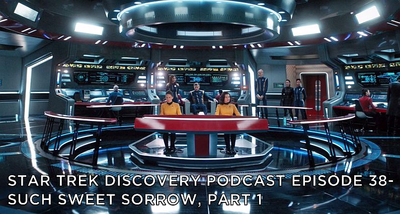 STDP 038 - Such Sweet Sorrow, Part 1 (S2E13)