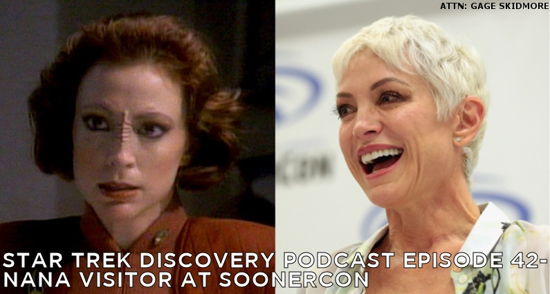 STDP 042 - Nana Visitor at Soonercon!
