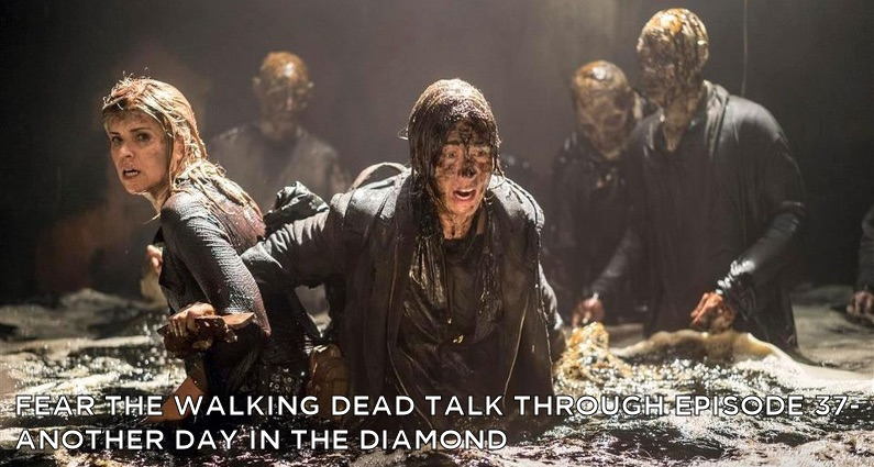 FTWDTT 037 - Another Day in the Diamond (S4E2)