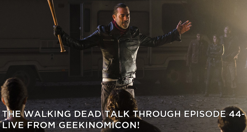 TWDTT 044 - Live from Geekinomicon!