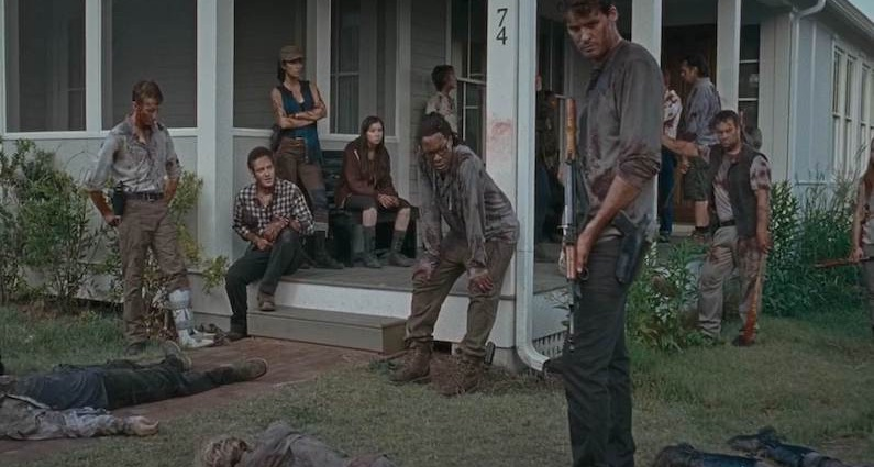 TWDTT 034 - No Way Out (S6E9)