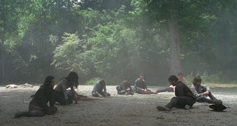 TWDTT 047 - The Day Will Come When You Won't Be (S7E1)
