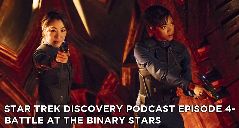 STDP 004 - Battle at the Binary Stars (S1E2)