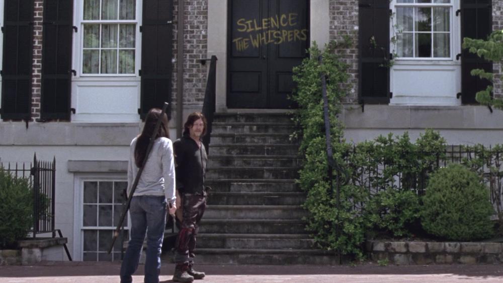 TWDTT 103 - Silence the Whisperers (S10E4)