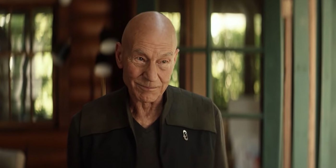 STDP 001 - Introduction to The Star Trek Picard Cast