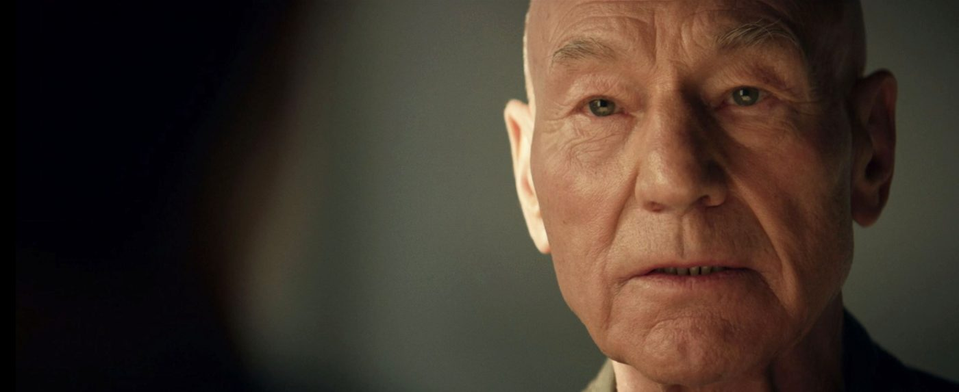 I don't want the game to end. - STPC 005 - Star Trek: Picard - S1E1 Remembrance (02:28)