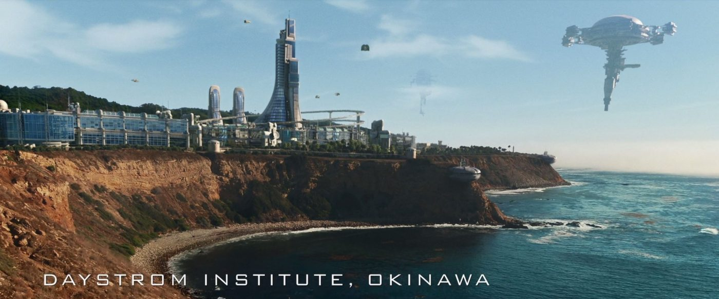 The Daystrom Institute, Okinawa.  - STPC 005 - Star Trek: Picard - S1E1 Remembrance (35:49)
