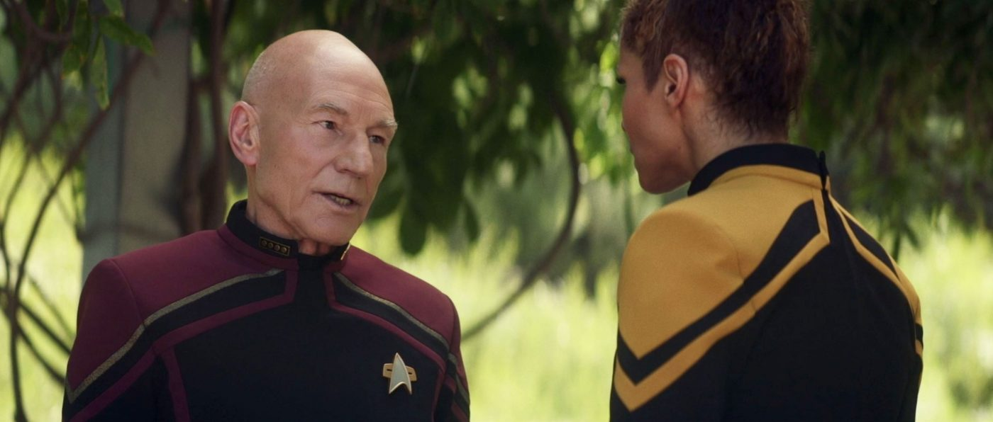 All synthetic life forms are banned, effective immediately. - STPC 007 - Star Trek: Picard - S1E3 The End of the Beginning (02:49)