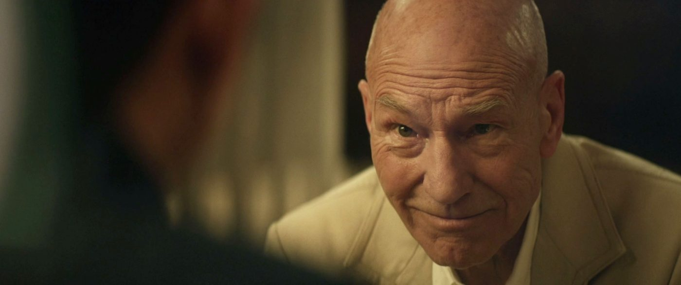 I like you very much. - STPC 008 - Star Trek: Picard - S1E4 Absolute Candor (03:33)