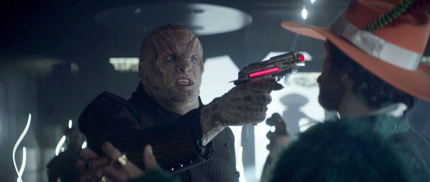 Mr. Vup is not a fan of surprises. - STPC 009 - Star Trek: Picard S1E5 (18:58)