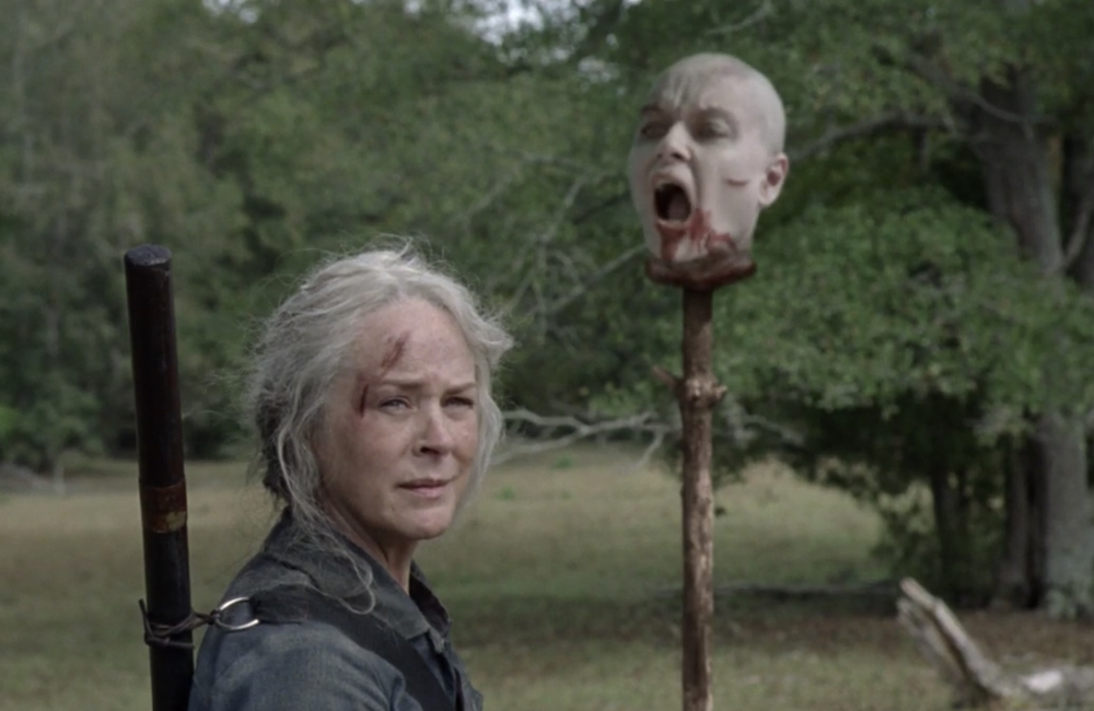 TWDTT 113 - Look at the Flowers (S10E14)