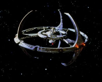 DS9 Space Station