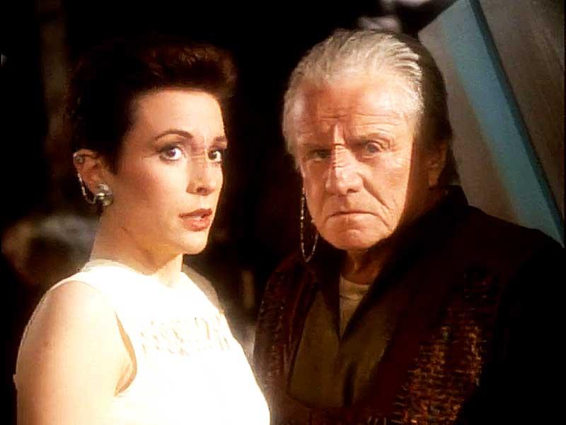 Kira and Brian Keith
