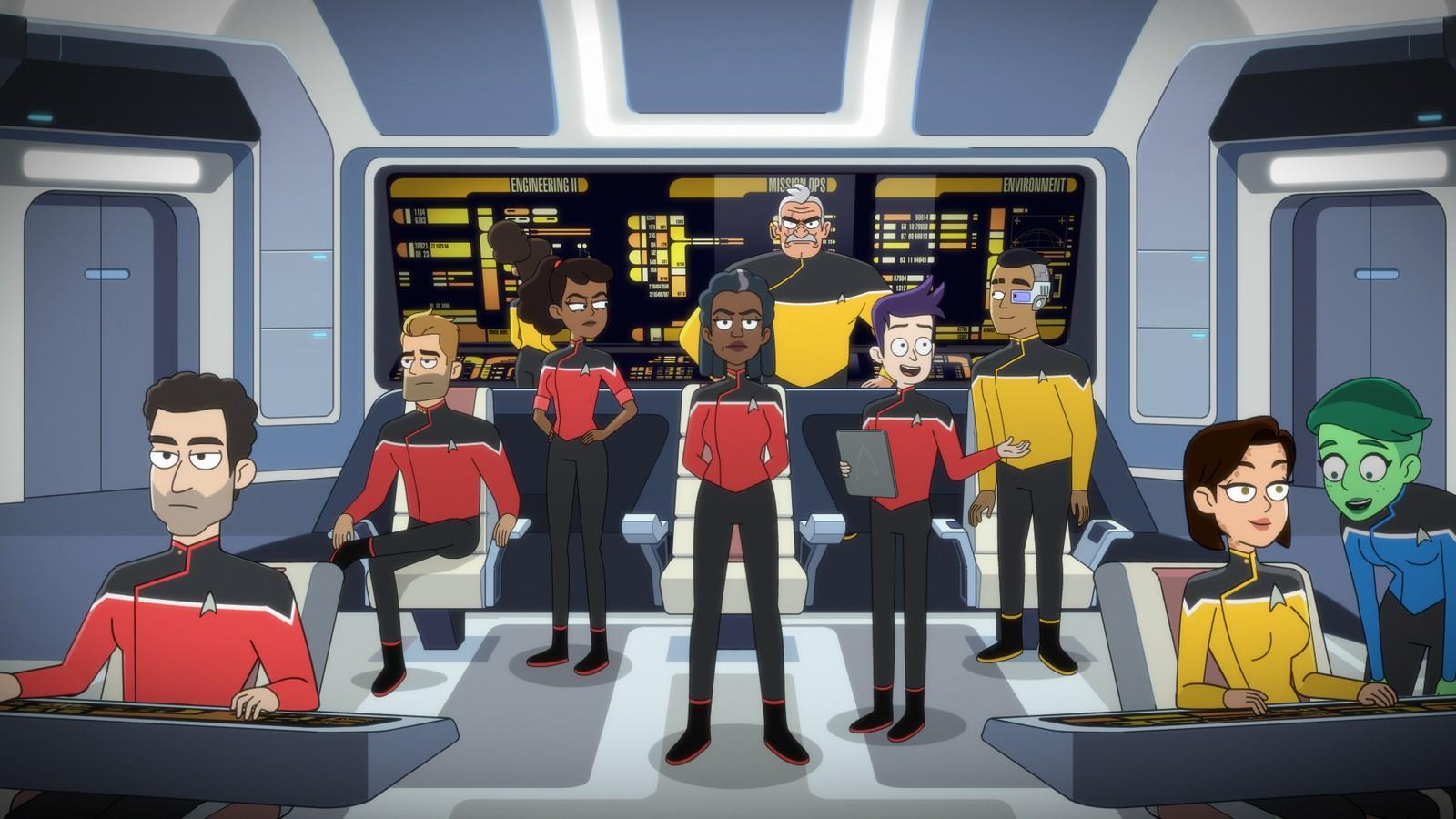 STLDP 009 - Star Trek: Lower Decks - Crisis Point (S1E9)