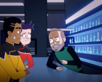 Star Trek Lower Decks Podcast 014 - Lower Decks S2E4 Mugato, Gumato